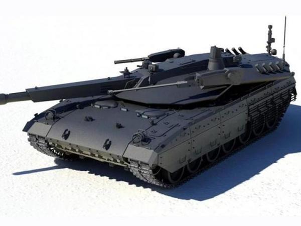 """Avropada Rusiyanın """"Armata"""" tankına cavab verəcək hərbi maşın hazırlanacaq"""
