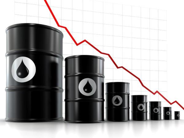 Brent markalı neftin qiyməti 9 faizdən çox ucuzlaşıb