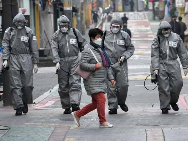 Cənubi Koreyada gün ərzində koronavirusa 47 nəfər yoluxub