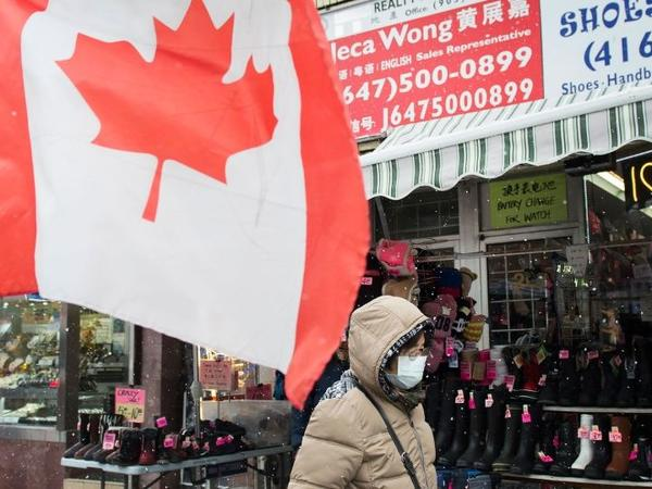 Kanadada koronavirusa yoluxanların sayı 15,5 mini ötüb