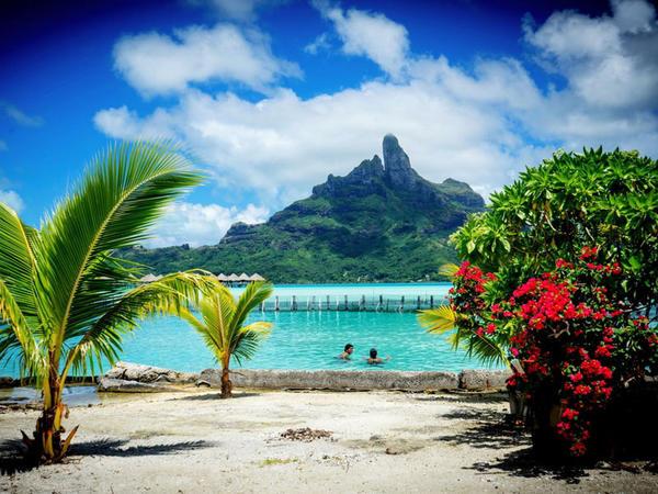 Dünyanın ən ekzotik 10 adası - FOTO