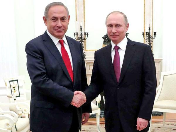 Putin və Netanyahu koronavirusla mübarizədə birgə səyləri dəstəkləyib