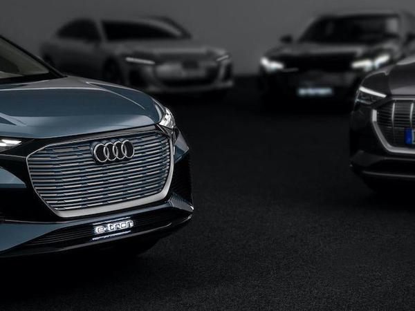 Audi elektrokarları dörd müxtəlif platformada inşa edəcək - FOTO