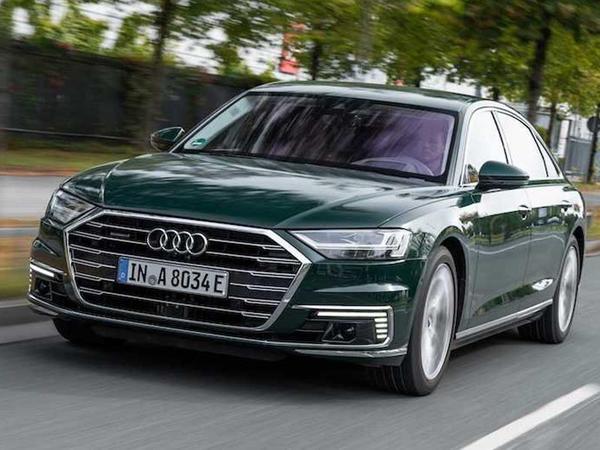 Audi bayraqdar sedanını elektrokara çevirməkdən imtina edib - FOTO