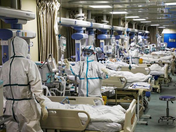 İspaniyada 19 mindən çox tibb işçişi koronavirusa yoluxub