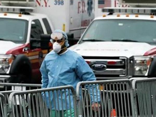 ABŞ-da koronavirus qurbanlarının sayı 12 min nəfəri keçib
