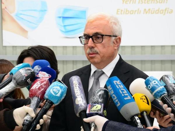 Azərbaycan daxili istehsal hesabına tibbi maska tələbatını tam təmin edəcək