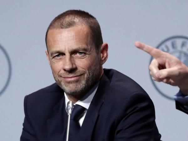 """&quot;Bu mövsüm avrokuboklar bərpa olunmaya bilər&quot; - <span class=""""color_red"""">UEFA prezidenti</span>"""