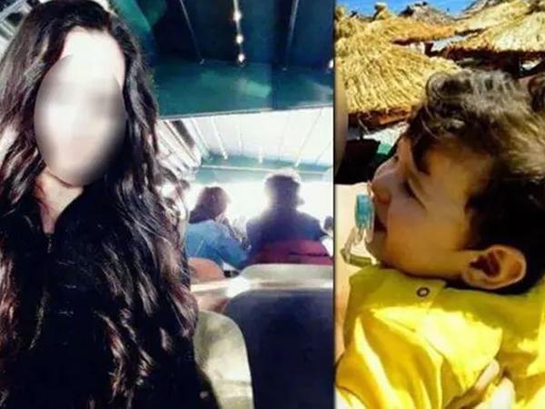 Ana 4 yaşlı oğlunu boğub öldürdü