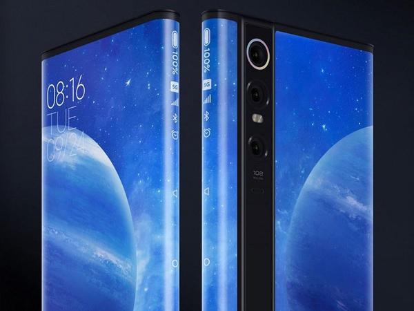 Xiaomi şirkəti yeni çərçivəsiz smartfon modelinin patentini əldə etdi