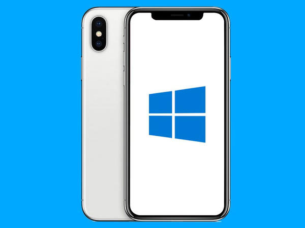 iPhone X-ə Windows 10 əməliyyat sistemi quruldu - VİDEO