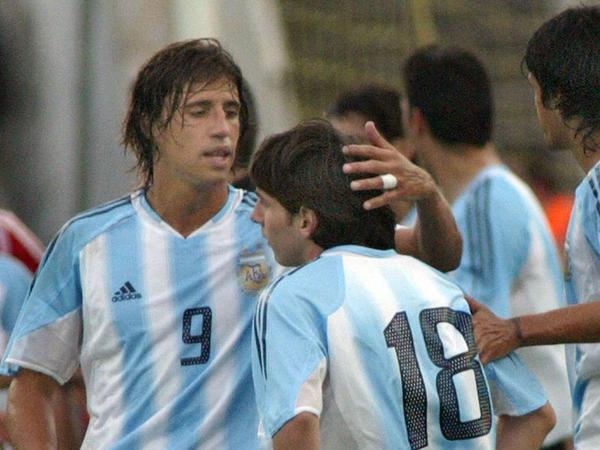 """&quot;Messi olmaq çox çətindir&quot; - <span class=""""color_red"""">Krespo</span>"""