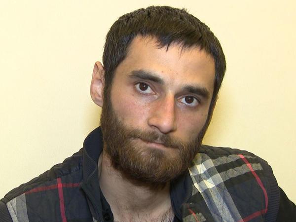 Bakı sakinindən heroin və odlu silah götürüldü - FOTO