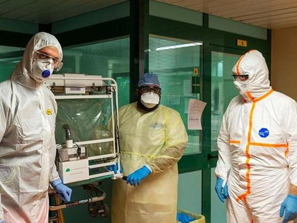 İtaliyada koronavirusdan ölən həkimlərin sayı 100-ə çatıb