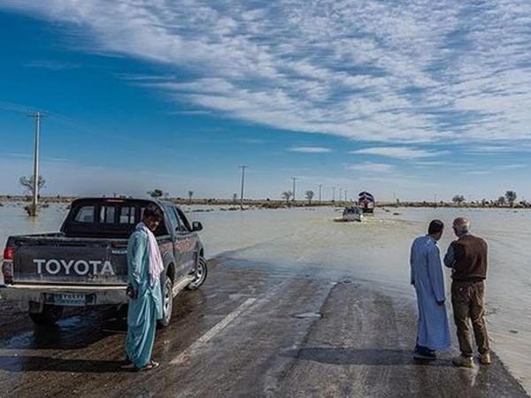 İranda sel 26 nəfərin həyatına son qoydu