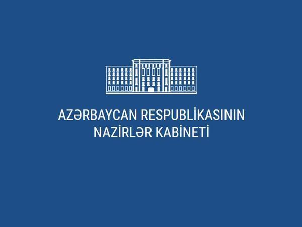 Nazirlər Kabineti illik hesabatın yeni formasını təqdim edib - FOTO