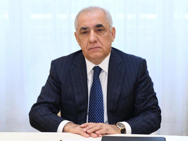 Baş Nazir Milli Məclisdə hesabat verir