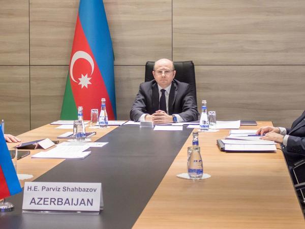 Azərbaycan neft bazarının 2022-ci ilədək tənzimlənməsi prosesinə qoşulub - FOTO