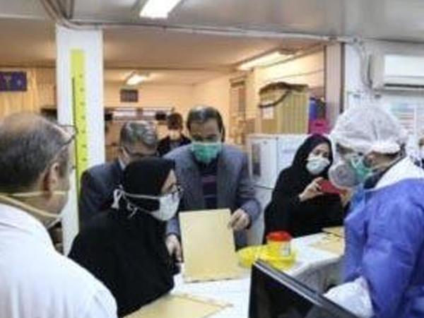 İranda koronavirusdan ölәnlәrin sayı artıb