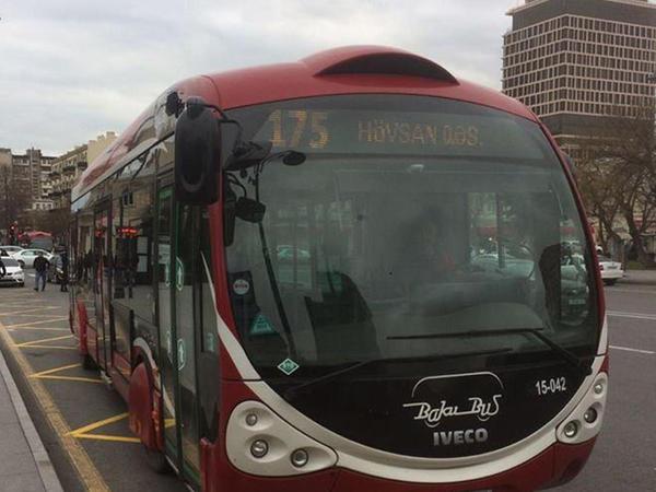 65 yaşdan yuxarı avtobus sürücüləri xətdən çıxarılıb
