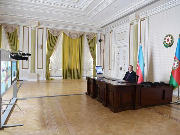 Prezident İlham Əliyev: Azərbaycan aparılan testlərin sayına görə dünyada 30-cu yerdədir
