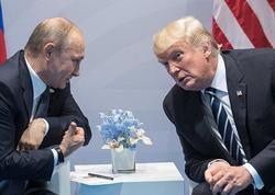 Putin və Tramp neft bazarlarındakı vəziyyəti müzakirə ediblər