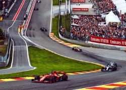 Formula 1 Belçika Qran-Prisi azarkeşsiz keçirilə bilər