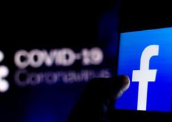"""""""Facebook"""" istifadəçilərə yeni növ koronavirusa dair yalan məlumat barədə xəbər verəcək"""