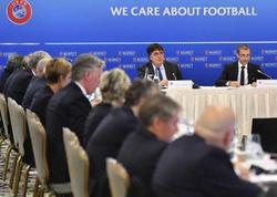 UEFA-da vacib iclas günü