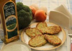 Brokoli ilə toyuq kotleti (1+)