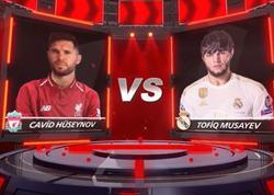 """MMA döyüşçüsü Cavid Hüseynova """"futbol""""da qalib gəldi"""