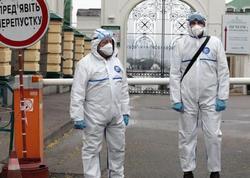 Ukraynada karantin rejimi uzadıldı