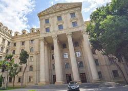 XİN-dən ATƏT-in Minsk Qrupu həmsədrlərinin bəyanatına cavab