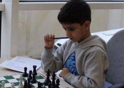 Səkkiz yaşlı azərbaycanlı ABŞ-da TOP-100 ən gənc şahmatçılar siyahısına daxil edilib