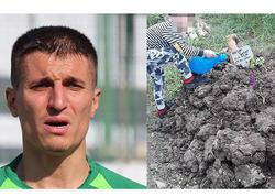 """Türkiyəli futbolçudan amansız qətl - <span class=""""color_red"""">5 yaşlı oğlunu öldürüb</span>"""