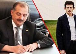 Vilyam Hacıyevin prokuror oğlu işdən çıxarıldı