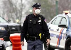Nyu-Yorkda koronavirusdan 41 polis əməkdaşı ölüb