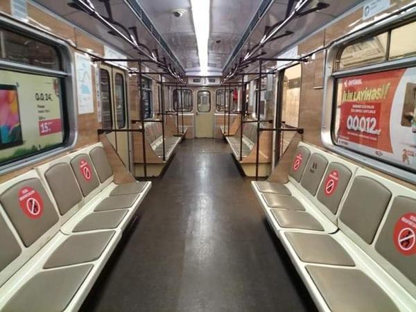 Sabahdan metro bu saatdan işləyəcək