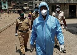 Hindistanda daha 3,2 min nəfərdə koronavirus aşkarlandı