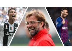 "Ronaldu, yoxsa Messi? - <span class=""color_red"">Klopp seçimini etdi</span>"