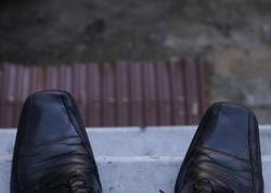 """""""Xətai Park"""" kompleksində intihar - Özünü 14-cü mərtəbədən atdı"""