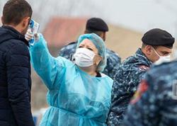 Ermənistan koronavirusun artım tempinə görə rekord vurub