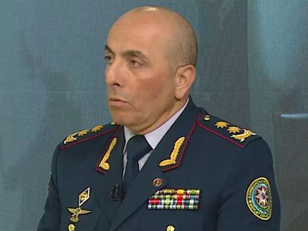 Həbs olunan DSX generalı azad edilməyib - AÇIQLAMA