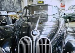 Bir milyonluq yürüyüşə malik olan BMW 501 modeli nümayiş etdirilib - VİDEO