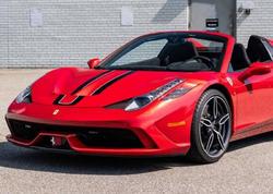 Unikal Ferrari avtomobili satışa çıxarılıb - FOTO