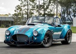Əfsanəvi Cobra rodsterinin müasir versiyası nümayiş etdirilib - FOTO