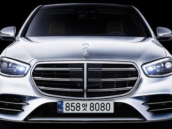 Yeni Mercedes-Benz S-Class - mübahisələrə səbəb olan dizayn - FOTO