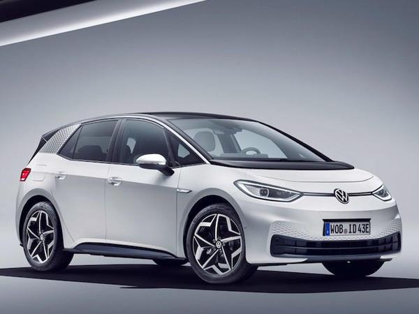 Volkswagen ID.3 modeli gələn ay satışa çıxacaq - FOTO
