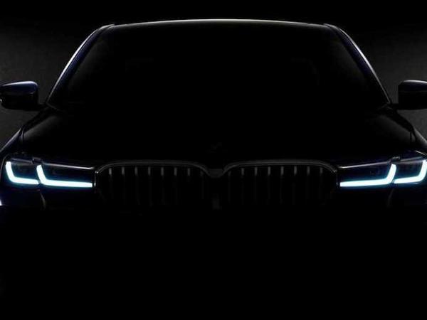 BMW yenilənmiş 5 Series avtomobilin ilk tizerini dərc edib - FOTO