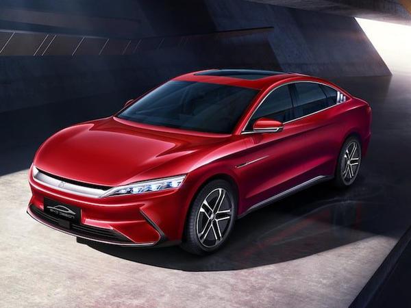 BYD şirkəti Avropa bazarına premium sedanla daxil olmaq istəyir - FOTO
